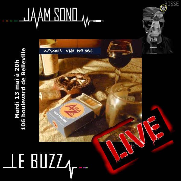 Live at le buzz